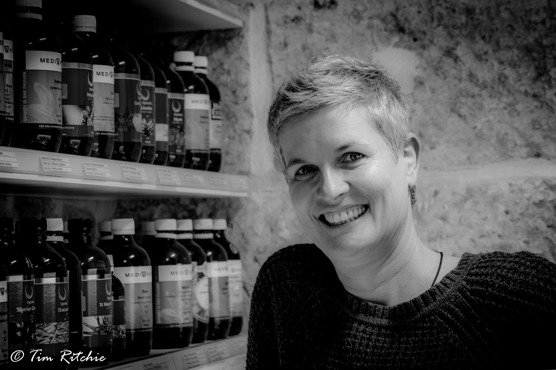 Daniela Osiander: Naturopath