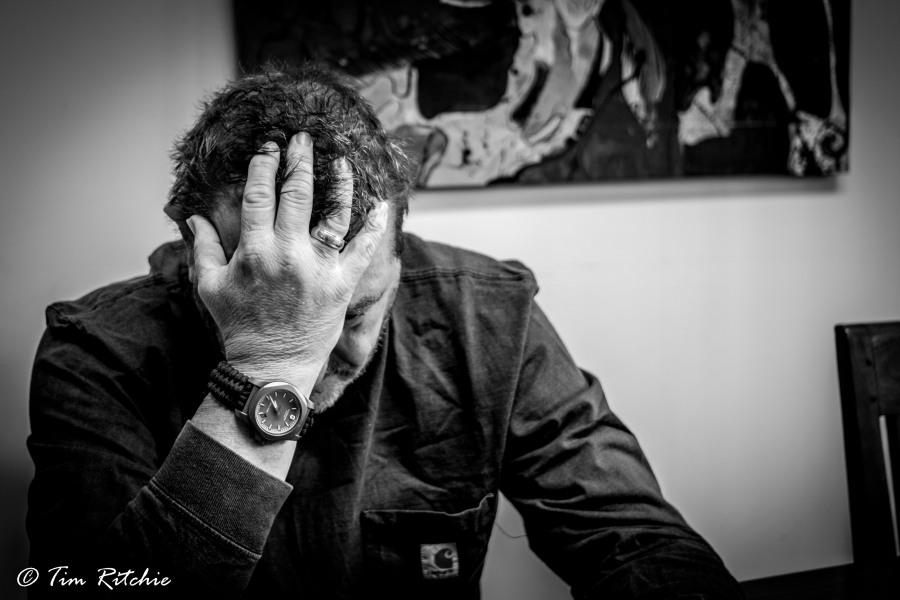 Tim Ritchie: Ex-Hedonist