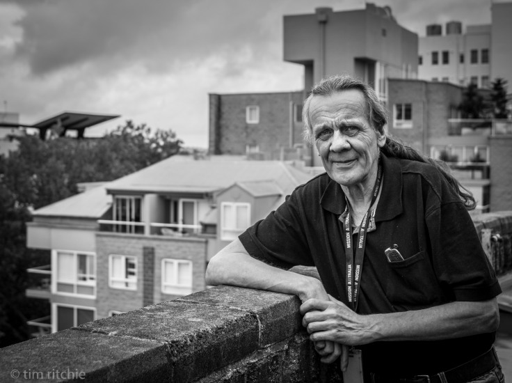 PJ: Welfare Support Worker at Mission Australia Centre