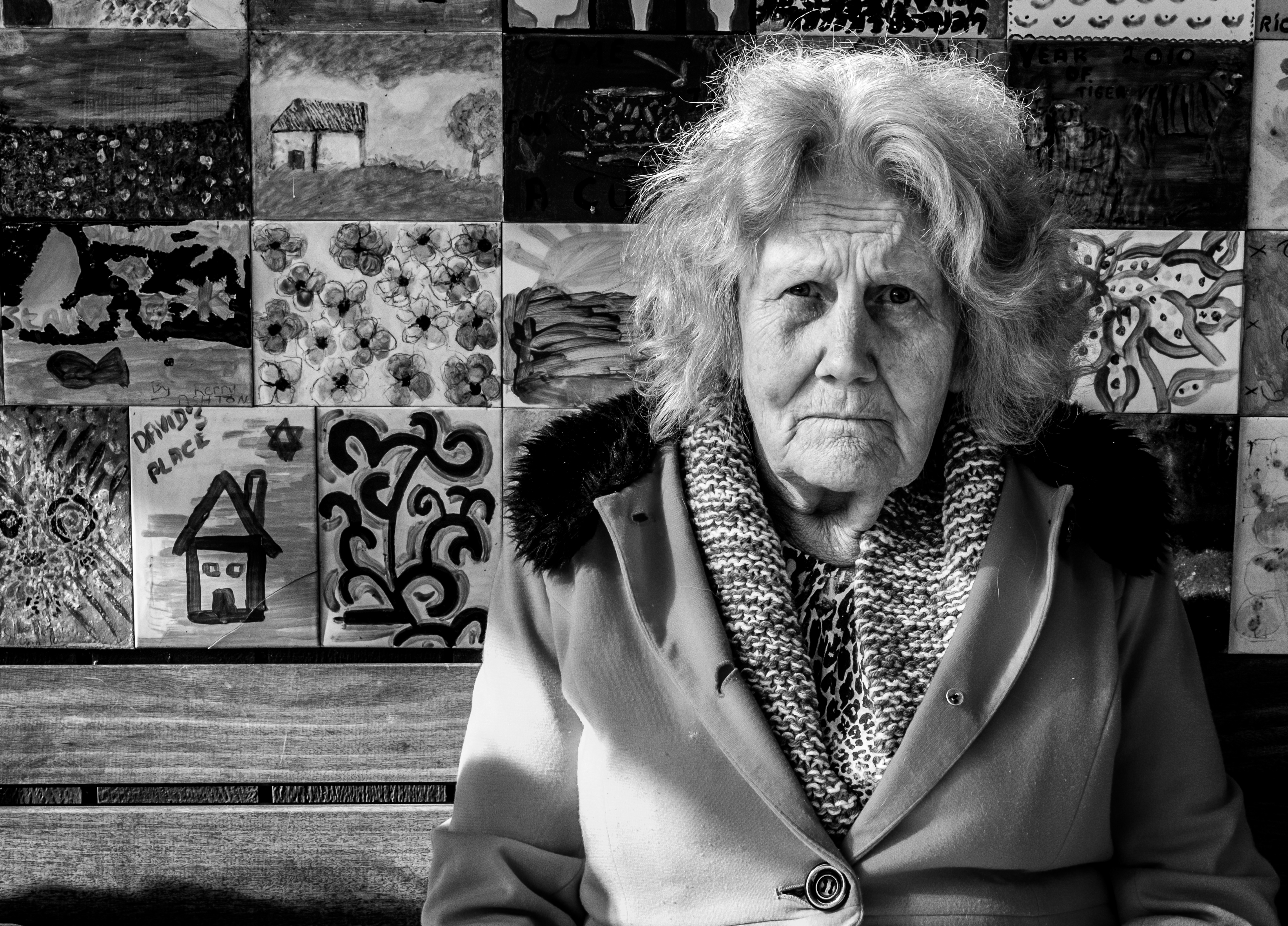 Barbara : Northcott Resident